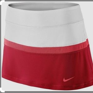 🌿Nike court tennis skirt with shorts 🌿